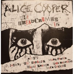 Alice Cooper - The Breadcrumbs EP - CDr Single Promo - Alternative Rock