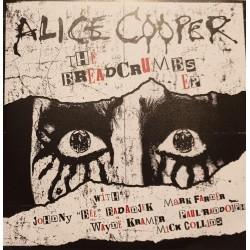 Alice Cooper - The Breadcrumbs EP - CDr Single Promo - Alternative Rock