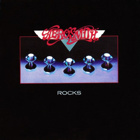 Aerosmith – Rocks - CD Album - Classic Rock Hard