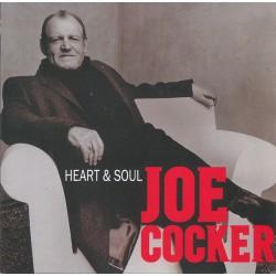 Joe Cocker – Heart & Soul - CD Album - Blues Rock Soul
