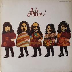 Alice - Alice - LP Vinyl Album - Psychedelic Rock 1970