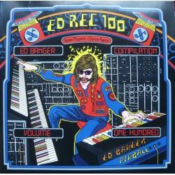 Ed Banger - Ed Rec 100 - CDr Album Promo - Electro Hip Hop