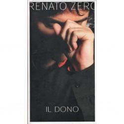 Renato Zero – Il Dono - Longbox CD - Italian Songs