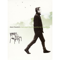 Alain Chamfort – Impromptu Dans Les Jardins Du Luxembourg - DVD Album - French Popular Songs