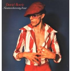 David Bowie – Nineteen Seventy Four - LP Vinyl Album - Coloured + Poster - Glam Rock