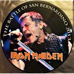 Iron Maiden – The Battle Of San Bernardino 2013 - LP Vinyl Album - Picture Disc - Hard Rock Metal