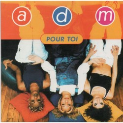 Adm ‎– Pour Toi - Maxi Vinyl 12 inches - French Groove