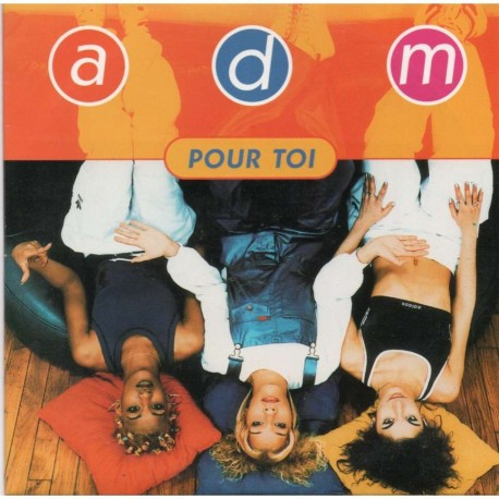 Adm – Pour Toi - Maxi Vinyl 12 inches - French Groove