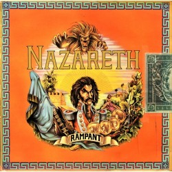Nazareth - Rampant - LP Vinyl Album - Hard Rock