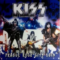 Kiss - Prague Rock City 2013 - LP Vinyl Album - Hard Rock