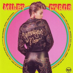 Miley Cyrus – Younger Now - CD Album - Soft Rock Pop Music