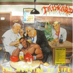 Tankard – The Meaning Of Life - LP Vinyl Album - Trash Metal