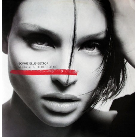 Sophie Ellis-Bextor – Music Gets The Best Of Me - Maxi Vinyl 12 inches - Euro House Music