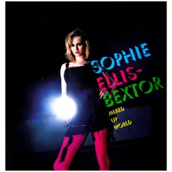 Sophie Ellis-Bextor ‎– Mixed Up World - Maxi Vinyl 12 inches - Coloured Pink - House Music