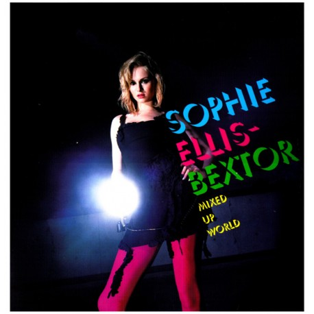 Sophie Ellis-Bextor – Mixed Up World - Maxi Vinyl 12 inches - Coloured Pink - House Music