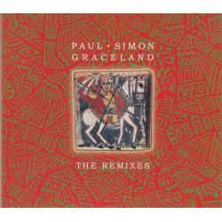 Paul Simon – Graceland The Remixes - CD Album Digipack - House Music