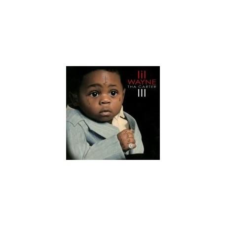 Lil Wayne – Tha Carter III - Double Vinyl LP + MP3 Code