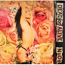 Dead Or Alive ‎– Nude - LP Vinyl Album - Synth Pop Dance