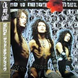 Dead Or Alive – Nude - LP Vinyl Album Japan + OBI - Synth Pop Dance