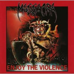 Massacra - Enjoy The Violence - LP Vinyl Album - Thrash Metal