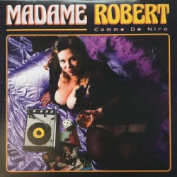 Madame Robert - Comme De Niro - CD Album Promo - French Blues Rock