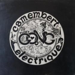 Gong – Camembert Electrique - LP Vinyl Album - Psychedelic Rock
