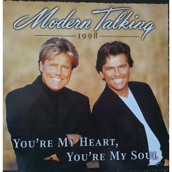 Modern Talking ‎- You're My Heart, You're My Soul 1998 - Maxi Vinyl 12 inches - Eurodance