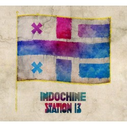 Indochine ‎– Station 13 - CD Maxi Single - Electro French Pop