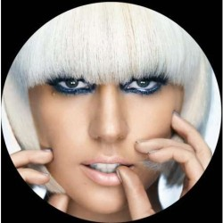 Lady Gaga ‎– The Edge Of Glory Part 1 - Maxi Vinyl 12 inches - Picture Disc - Electronic Pop