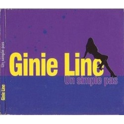 Ginie Line ‎– Un Simple Pas - CD Maxi Promo Digipack