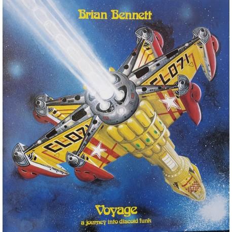 Brian Bennett – Voyage (A Journey Into Discoid Funk)  - LP Vinyl Album - Spatial Disco