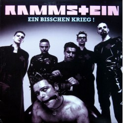 Rammstein ‎– Ein Bisschen Krieg! - Double LP Vinyl Album - Coloured - Hardcore Industrial