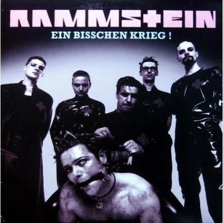 Rammstein – Ein Bisschen Krieg! - Double LP Vinyl Album - Coloured - Hardcore Industrial