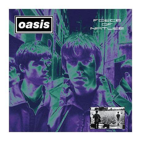 Oasis - Force Of Nature - Double LP Vinyl Album - Grunge Rock Music