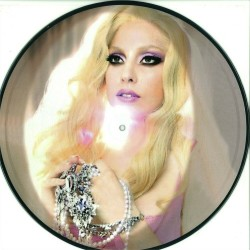 Lady Gaga ‎- Judas -Part 4 - Maxi Vinyl 12 inches - Picture Disc - Electro House