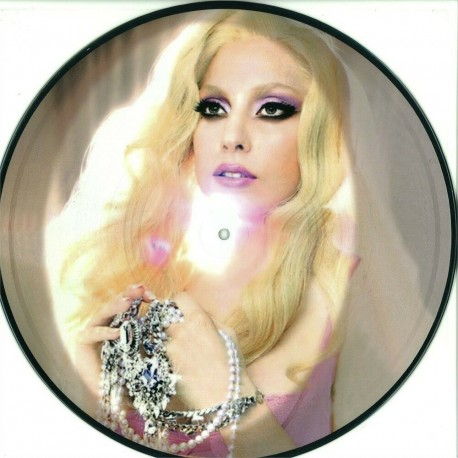 Lady Gaga - Judas -Part 4 - Maxi Vinyl 12 inches - Picture Disc - Electro House