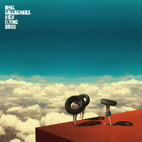 Noel Gallagher's High Flying Birds (Oasis) – Wait And Return EP - Coloured - RSD - Maxi Vinyl 12 inches - Electronic Rock