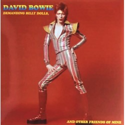 David Bowie ‎– Demanding Billy Dolls And Other Friends Of Mine - Double LP Vinyl Album - Coloured - Glam Rock