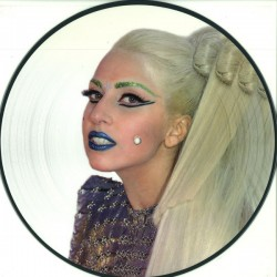 Lady Gaga ‎- Marry The Night - Part 2 - Maxi Vinyl 12 inches - Picture Disc - House Pop Music