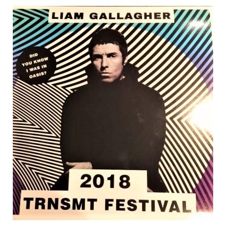 Liam Gallagher (Oasis) - TRNSMT Festival 2018 - Lp Vinyl Album - Brit Pop