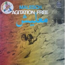Agitation Free – Malesch - LP Vinyl Album - Krautrock Progressive