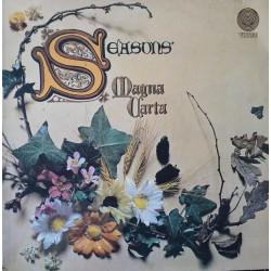 Magna Carta – Seasons - LP Vinyl Album Gatefold - Folk Music