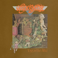 Aerosmith ‎– Toys In The Attic - CD Album - Hard Rock