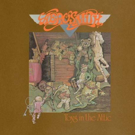 Aerosmith – Toys In The Attic - CD Album - Hard Rock