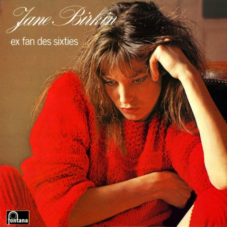 Jane Birkin (Gainsbourg) – Ex Fan Des Sixties - LP Vinyl Album - French Songs