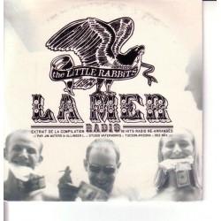 The Little Rabbits - La Mer - CD Single Promo