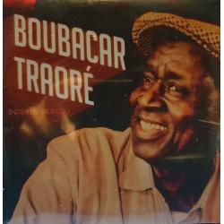 Boubacar Traoré – Dounia Tabolo - CD Album Promo - African Zydeco Music