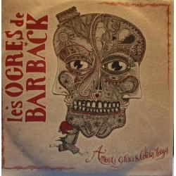 Les Ogres De Barback – Amours Grises Et Colères Rouges - CD Sampler Promo - World Music