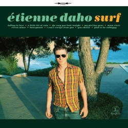Etienne Daho - Surf - LP Vinyl Album - Coloured Edition - RSD 2020