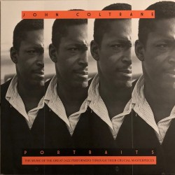 John Coltrane – Portraits - LP Vinyl Album - Jazz Fusion